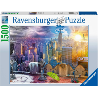 Ravensburger Seasons of New York