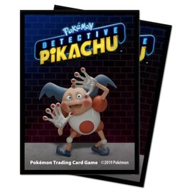 Detective Pikachu Mr. Mime Sleeves (65)
