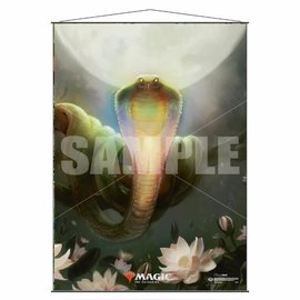 Magic the Gathering: Lotus Cobra Wall Scroll