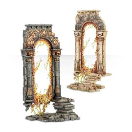 Games Workshop Baleful Realmgates