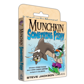 Steve Jackson Games Munchkin Something Fishy