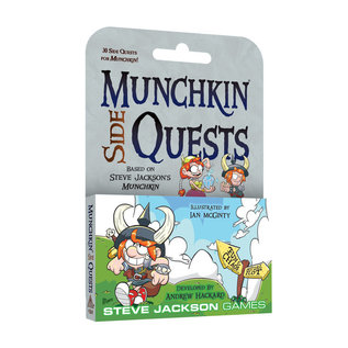 Steve Jackson Games Munchkin Side Quests