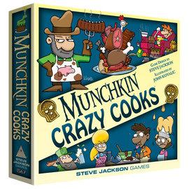 Steve Jackson Games Munchkin Crazy Cooks