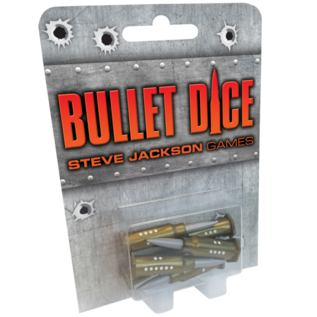 Steve Jackson Games Bullet Dice