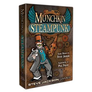 Steve Jackson Games Munchkin Steampunk