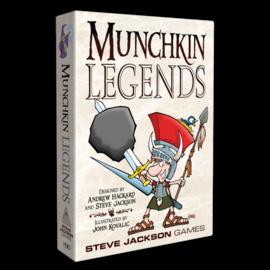 Steve Jackson Games Munchkin Legends