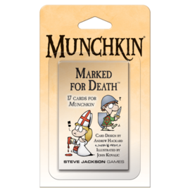 Steve Jackson Games Munchkin Marked for Death