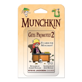 Steve Jackson Games Munchkin Gets Promoted 2