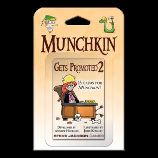 Steve Jackson Games Munchkin Gets Promoted 2