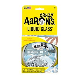 Crazy Aaron's Thinking Putty Liquid Glass Thinking Putty