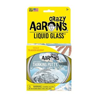 Crazy Aaron's Thinking Putty Liquid Glass Thinking Putty
