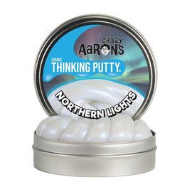 Crazy Aaron's Thinking Putty Northern Lights Thinking Putty