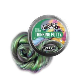 Crazy Aaron's Thinking Putty Super Fly Thinking Putty