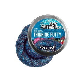 Crazy Aaron's Thinking Putty Coral Reef Thinking Putty