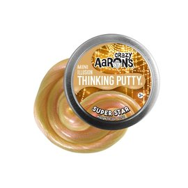 Crazy Aaron's Thinking Putty Super Star Thinking Putty
