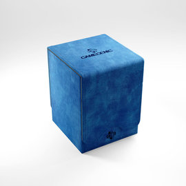 gamegenic Squire 100+ Blue Deck Box