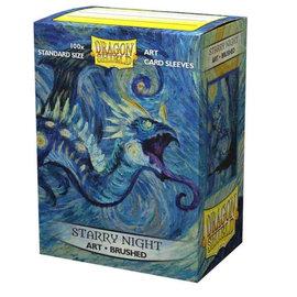 Arcane Tinmen Dragon Shields Art Sleeves Brushed Starry Night