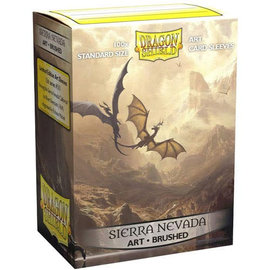 Arcane Tinmen Dragon Shields Art Sleeves Brushed Sierra Nevada