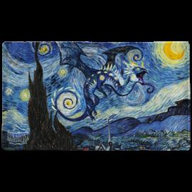 Art Dragon Shield Mat - Starry Night