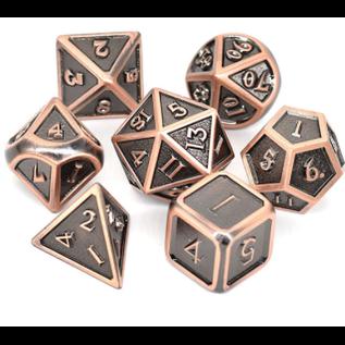 Goblin Dice Copper Metal Dice