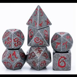 Goblin Dice Red Dragon Metal Dice