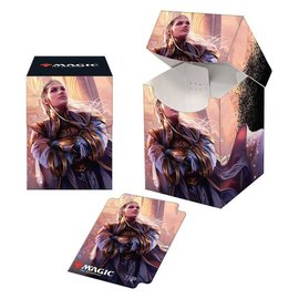 Rebbec Deck Box and 100 Count Sleeve Combo