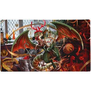 Dragon Shield Art Mat Christmas Dragon