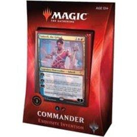 Commander 2018 Deck - Exquisite Invention