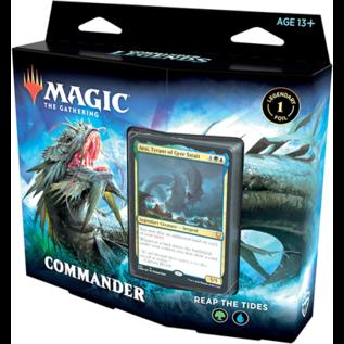 Reap the Tides Commander Legends Deck