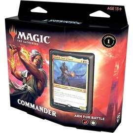 Arm for Battle Commander Legends Deck