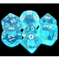 Goblin Dice Blue Raspberry Dice Set