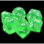 Goblin Dice Green Apple Dice Set