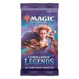 Commander Legends Draft Booster Pack