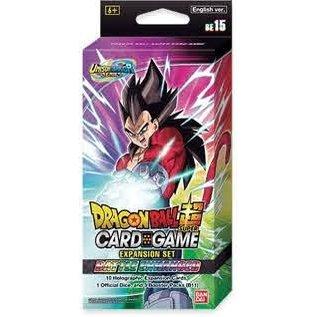 Dragon Ball Super Card Game Battle Expansion Set 15