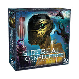 Fantasy Flight Games Sidereal Confluence