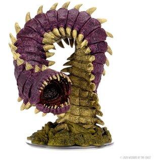 Premium Purple Worm