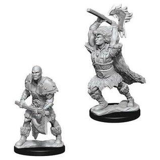 Male Goliath Barbarian