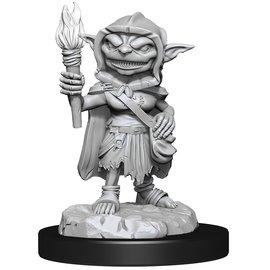 Female Goblin Rogue