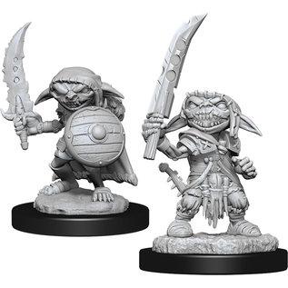 Male Goblin Fighter