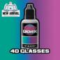 Turbo Dork 4D Glasses Turboshift Acrylic Paint 20ml Bottle