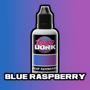 Turbo Dork Blue Raspberry Colorshift Acrylic Paint 20ml Bottle