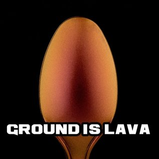Turbo Dork Ground Is Lava Colorshift Acrylic Paint 20ml Bottle