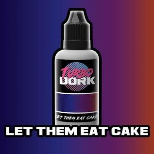 Turbo Dork Let them Eat Cake Colorshift Acrylic Paint 20ml Bottle