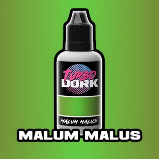 Turbo Dork Malum Malus Metallic Acrylic Paint 20ml Bottle