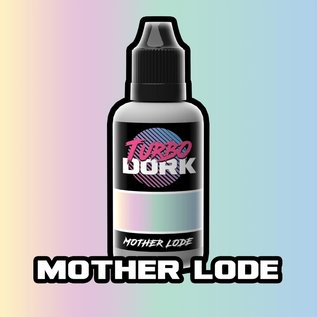Turbo Dork Mother Lode Colorshift Acrylic Paint 20ml Bottle