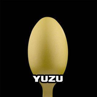 Turbo Dork Yuzu Metallic Acrylic Paint 20ml Bottle