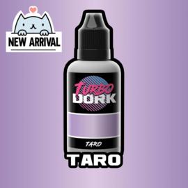 Turbo Dork Taro Metallic Acrylic Paint 20ml Bottle