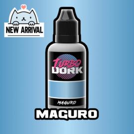 Turbo Dork Maguro Metallic Acrylic Paint 20ml Bottle