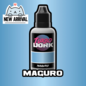 Turbo Dork Maguro Metallic Acrylic Paint 20ml Bottle