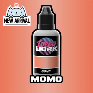 Turbo Dork Momo Metallic Acrylic Paint 20ml Bottle